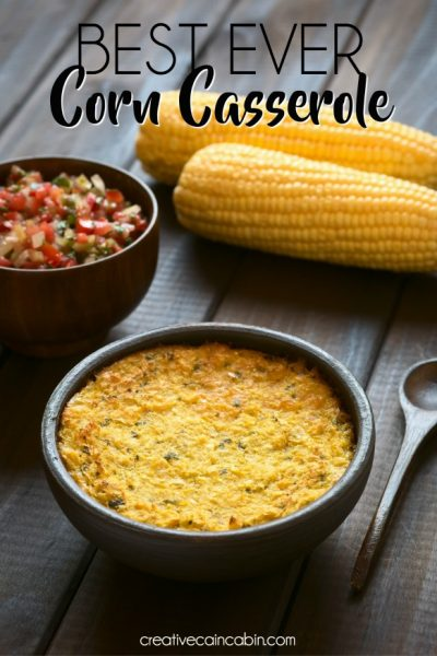 Best Ever Corn Casserole Recipe