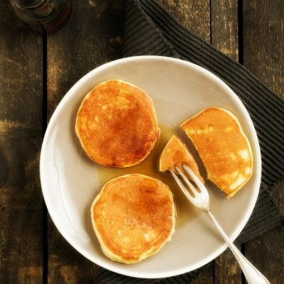 Pumpkin Pancakes – Gluten Free and Paleo