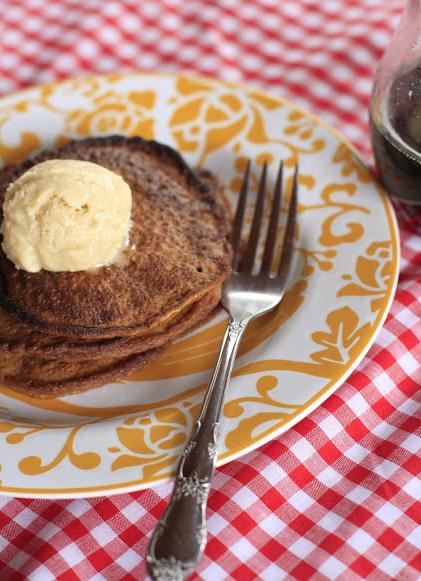 Pumpkin Pancakes | Paleo | Gluten Free | Creative Cain Cabin