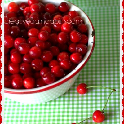 Fresh Michigan Cherries