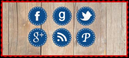 SocialMediaIconExample