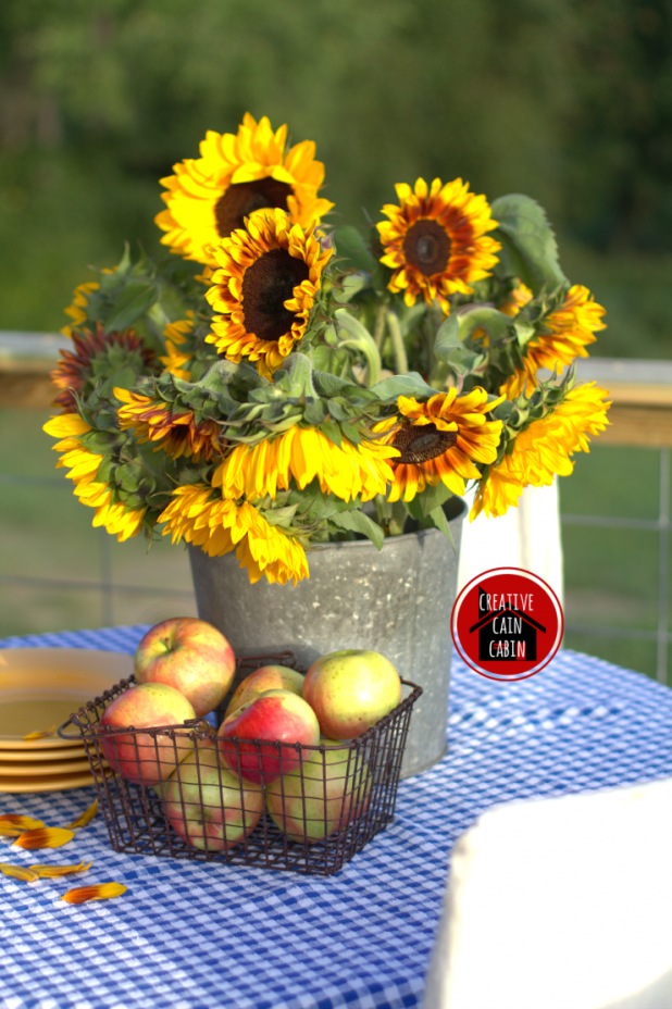 SunflowerTablescape