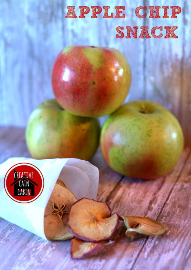 Apple Chip Snack