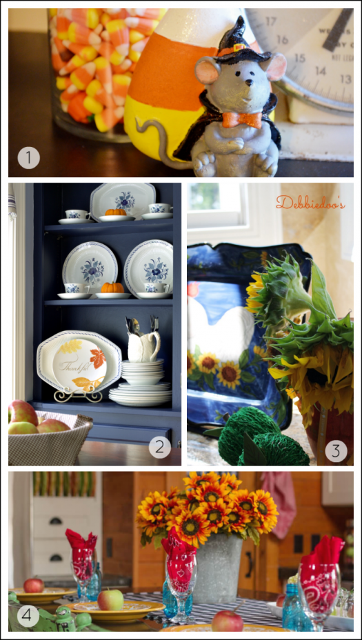 Fall Kitchens