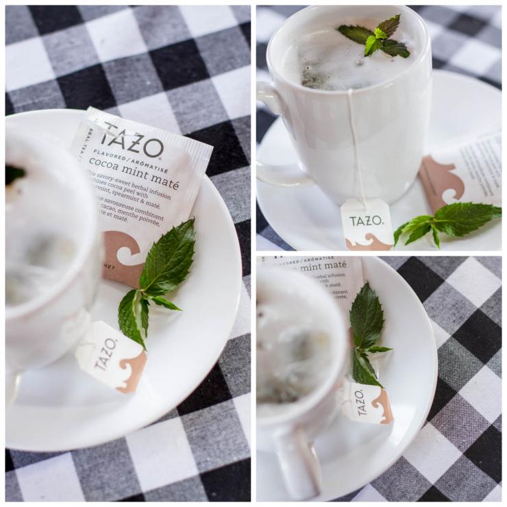 Cocoa Mate Mate TAZO Tea
