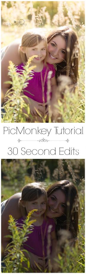 PicMonkey Edit Tutorial
