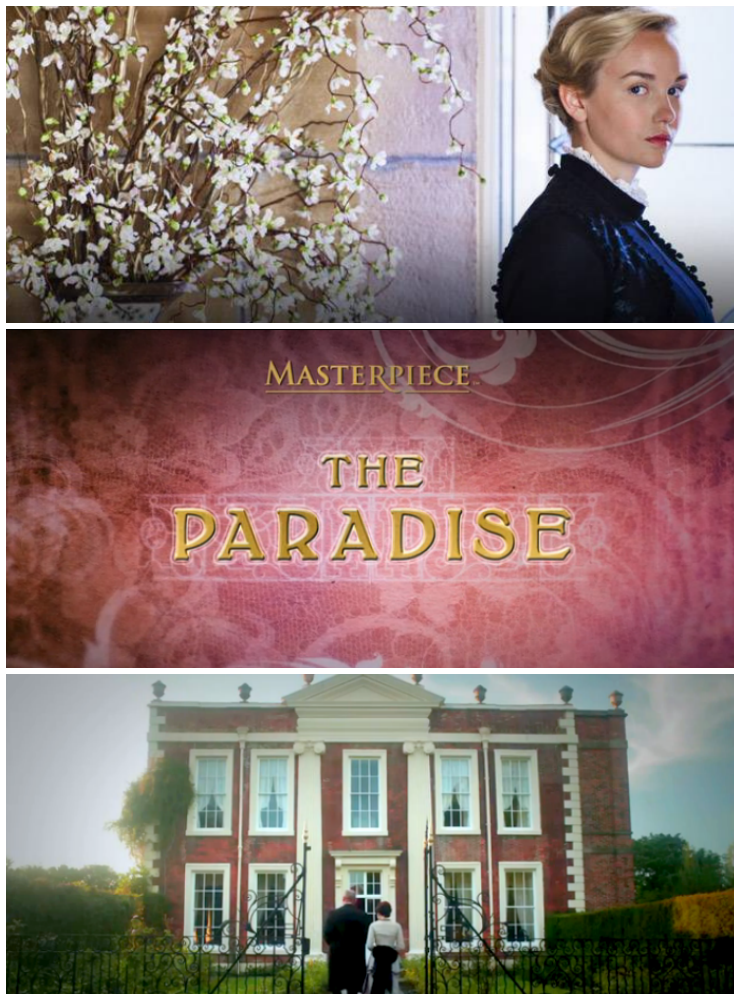The Paradise collage