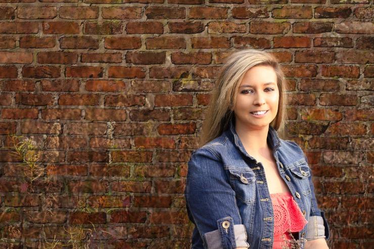 Emily Brick Wall