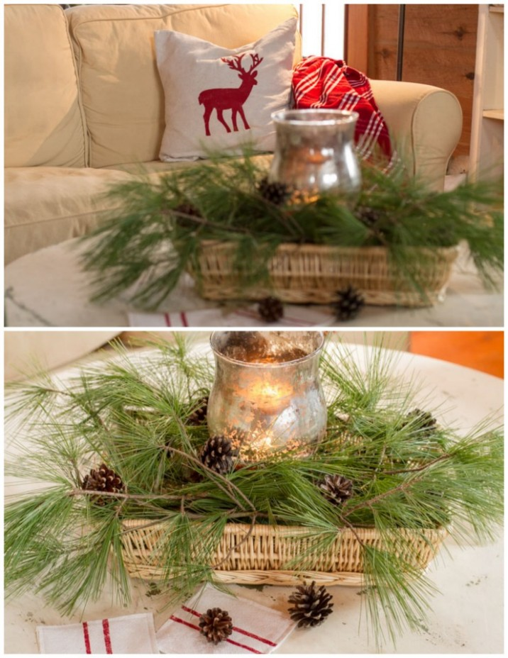 Holiday Coffee Table