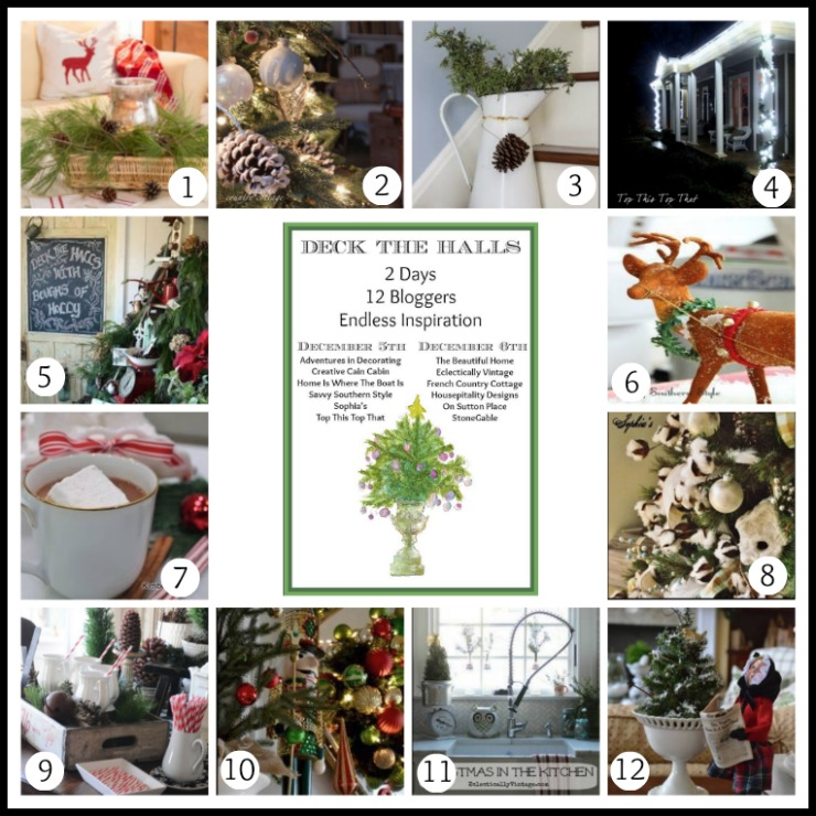 Deck The Halls Roundup