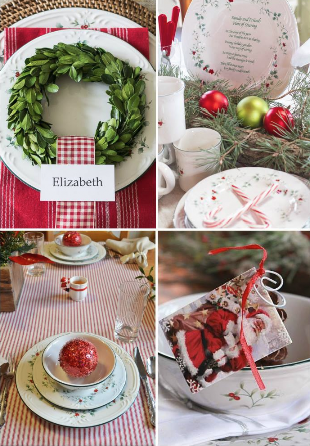 Winterberry Tablescape