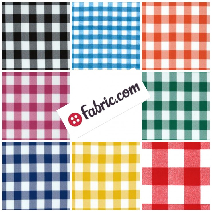 Buffalo Check Fabric Options