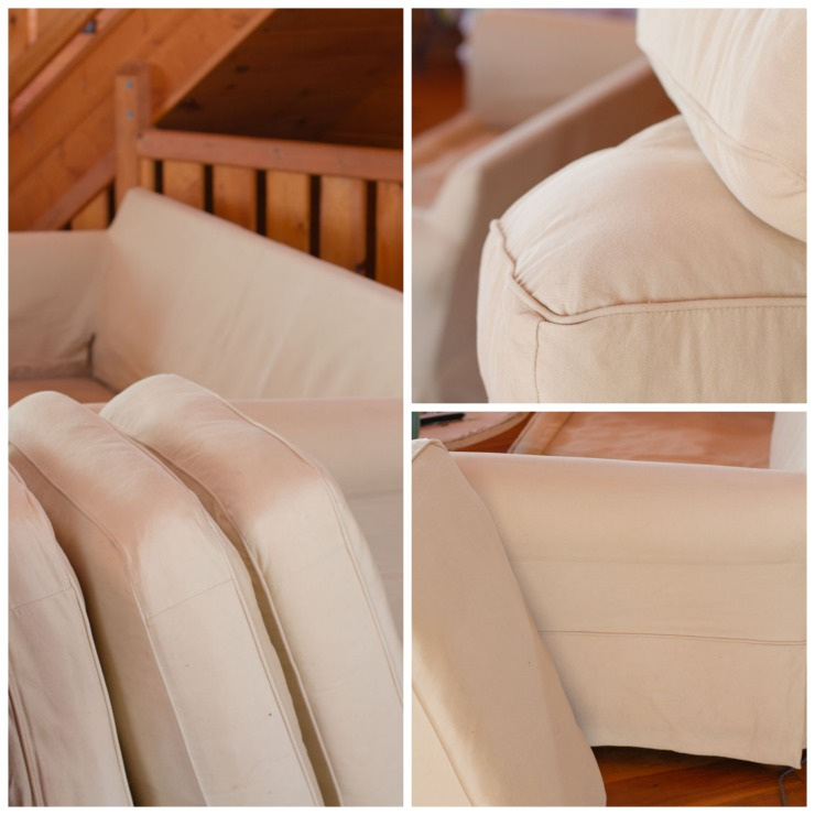 Butter Slipcovers from JCPenney