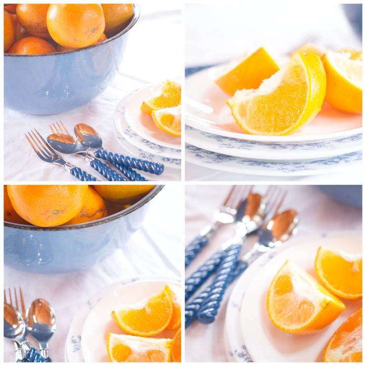 Honey Bell Oranges