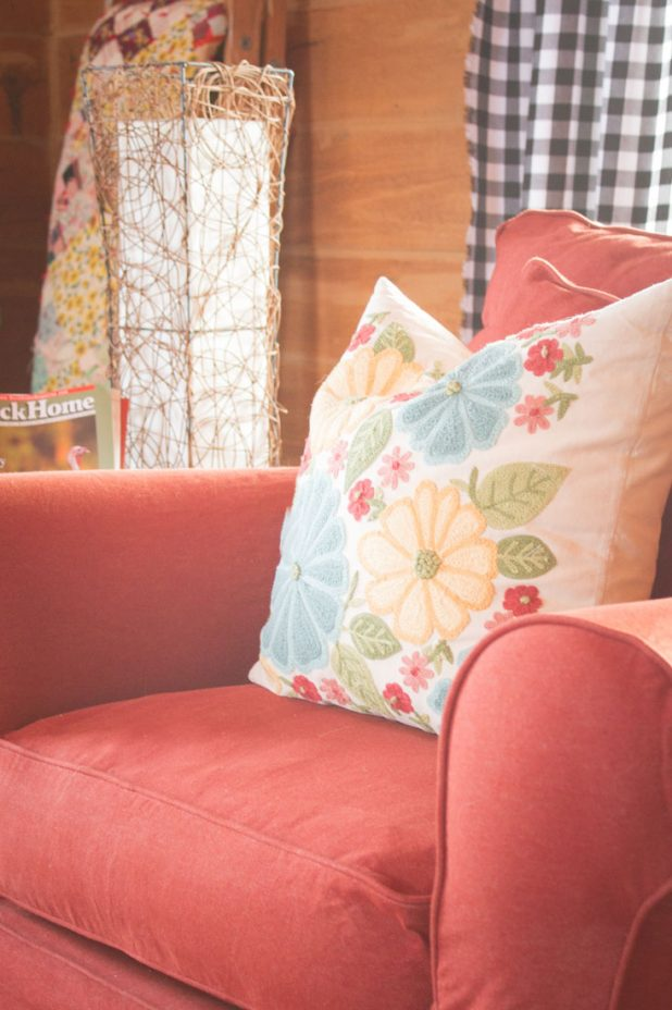 Henna Slipcovered Chair