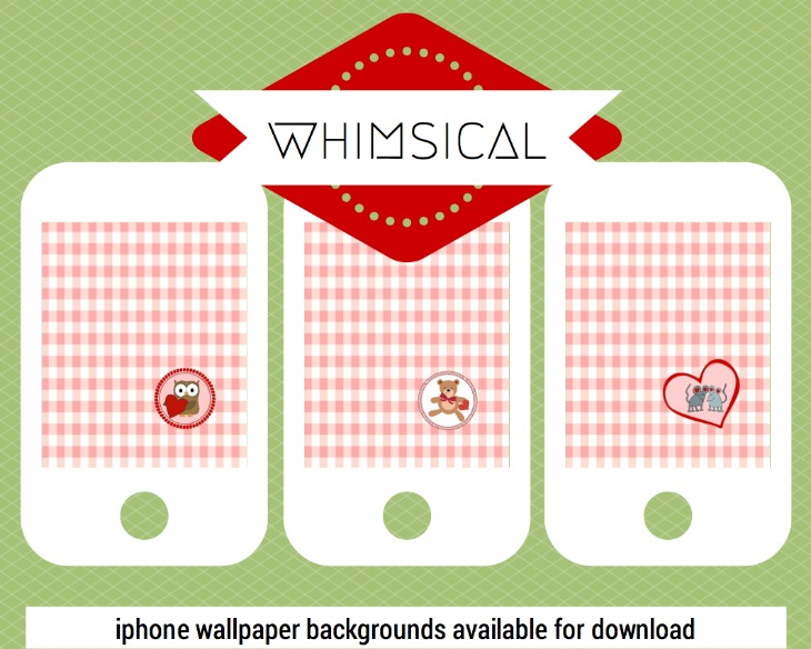 Whimsical Collection iphone Wallpaper Download