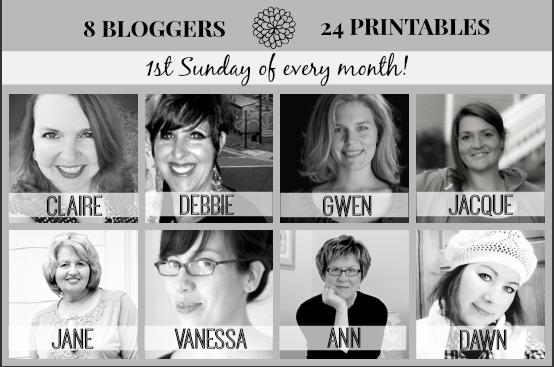 Bloggers/Printables