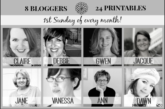Bloggers/Printables