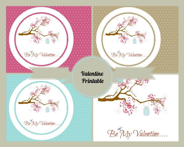 Valentine Printable