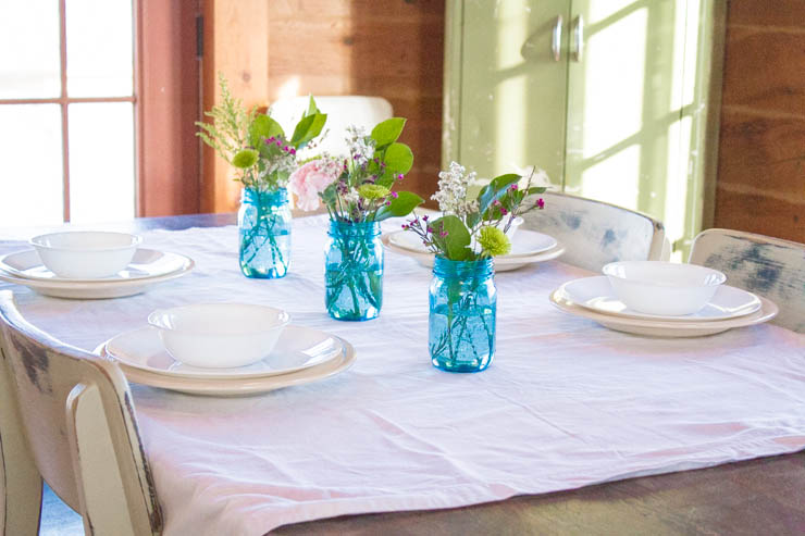 Spring Dining Table