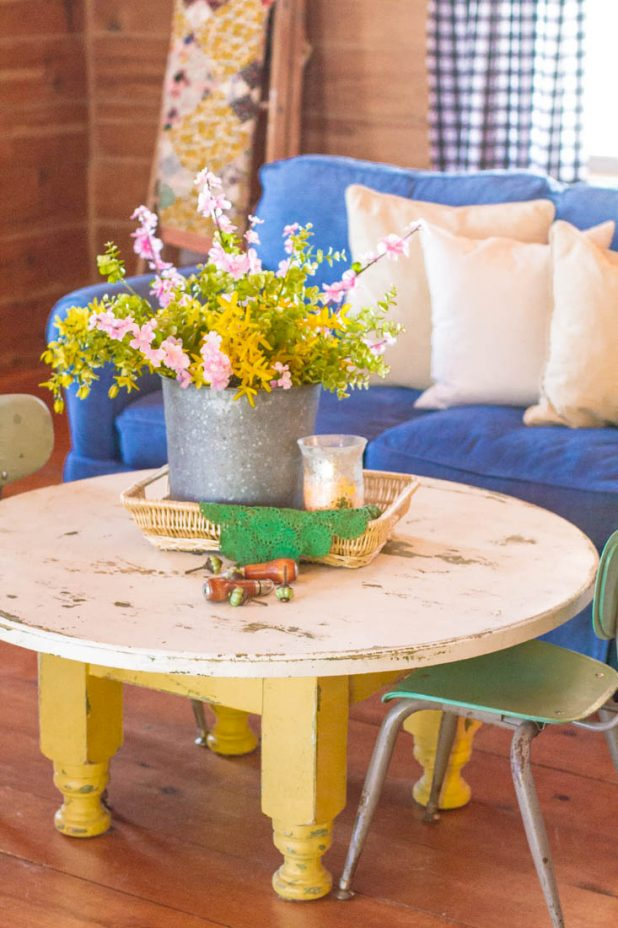 Spring Coffee Table