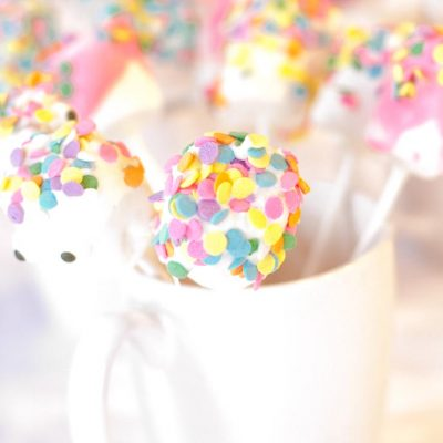 Marshmallow Pops an Easy Treat to Make