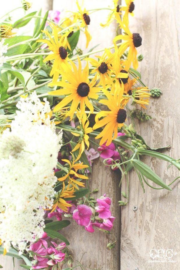 Wildflowers | Creative Cain Cabin