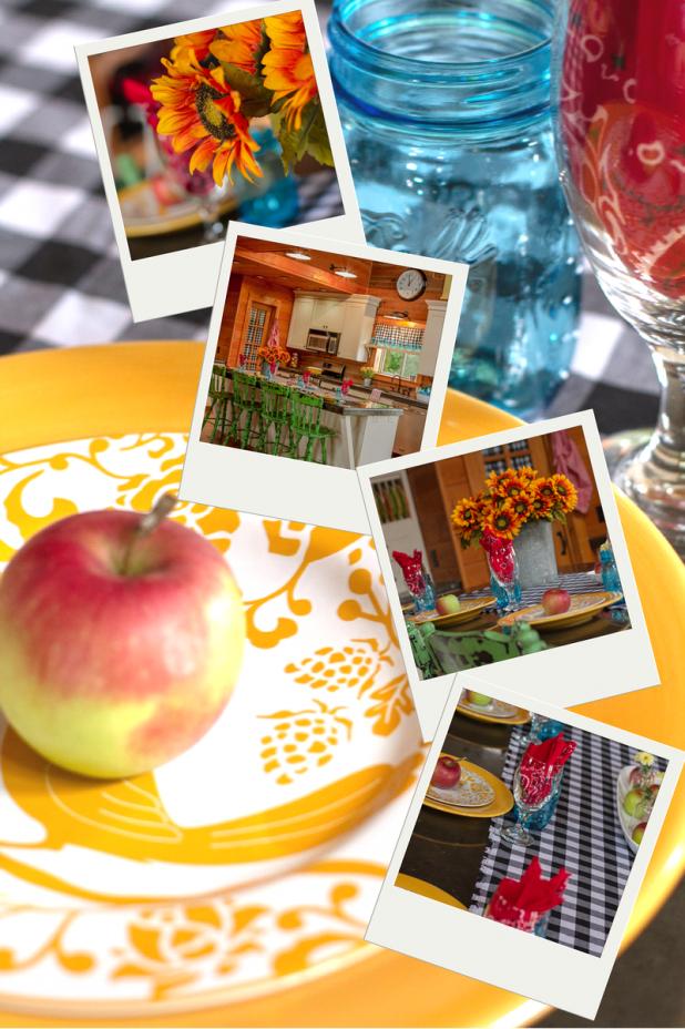 Fall Kitchen | Creative Cain Cabin | Country Woman Magazine