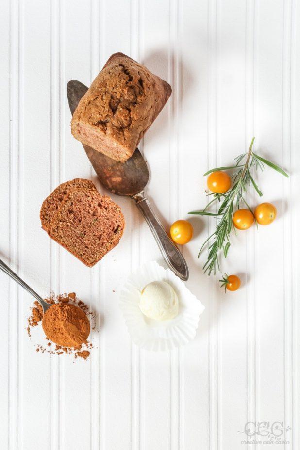 Easy Zucchini Bread Recipe | Creative Cain Cabin