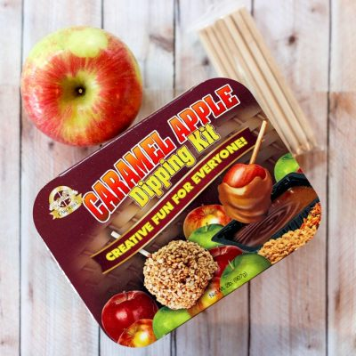 Easy Caramel Apples