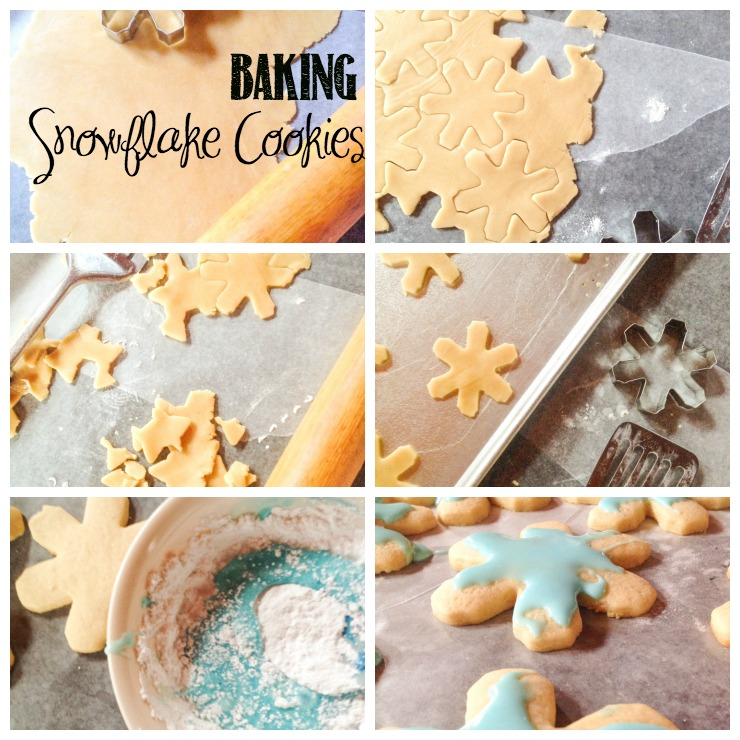 Easy Roll Out Cookie Dough and Icing Recipe   Creativecaincabin.com