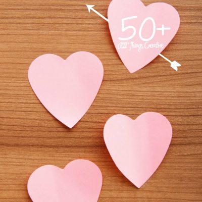 Creative Valentine Ideas