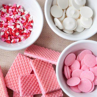 No Bake Valentine Treat Idea