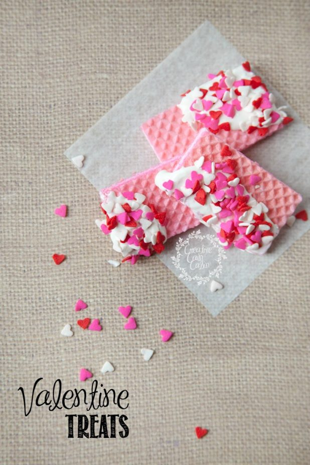 Valentine Treat Idea   CreativeCainCabin.com