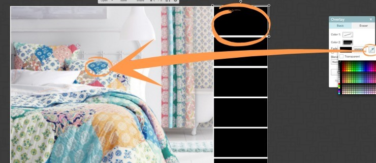 How to Create a Color Palette in PicMonkey