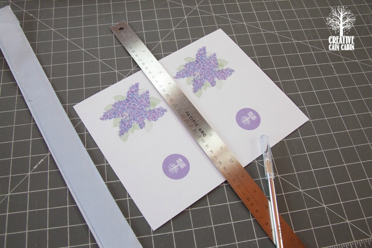 "Click Here to Download the ""Lilac Note Cards"""