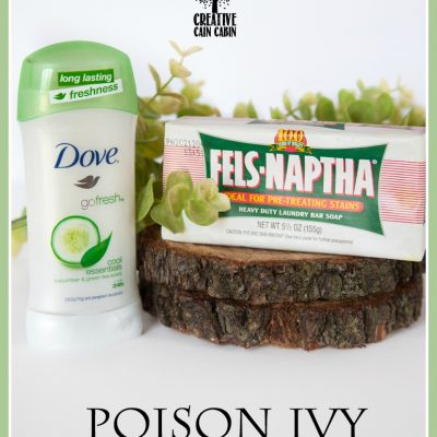 Natural Poison Ivy Remedy