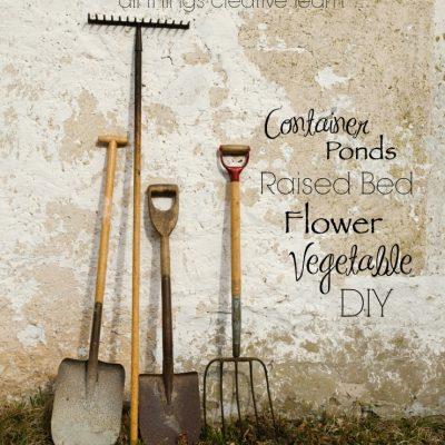 Garden Inspiration Ideas