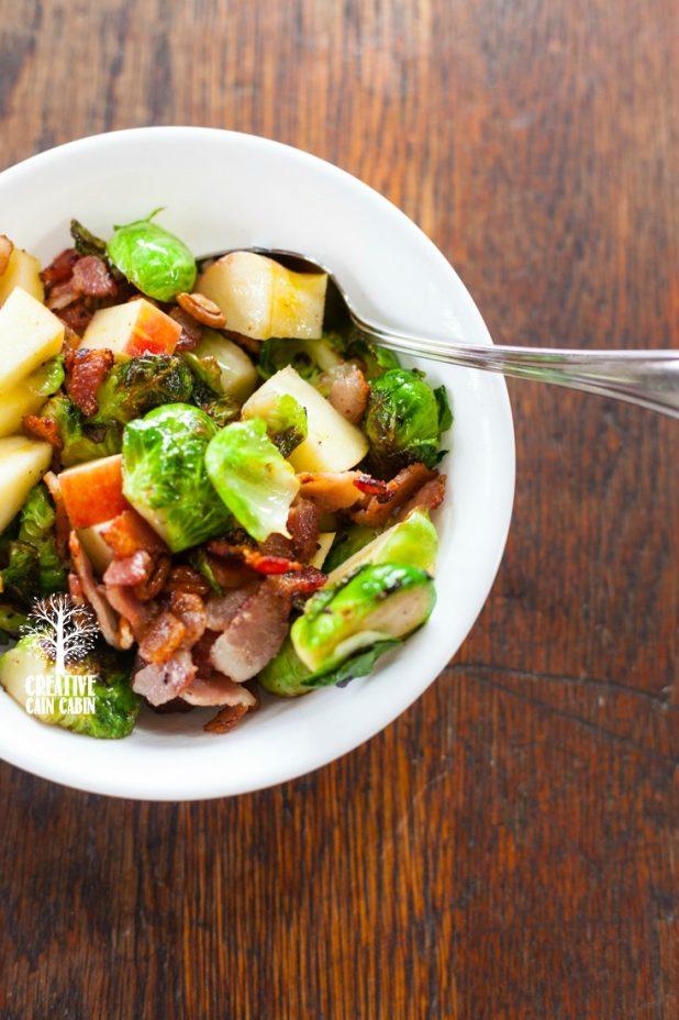 Virgin Diet Salad Recipe | CreativeCainCabin.com