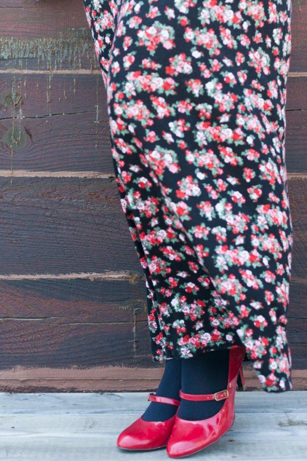 Gold Toe Socks with Heels | CreativeCainCabin.com
