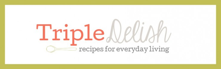 Triple Delish Logo | TripleDelish.com