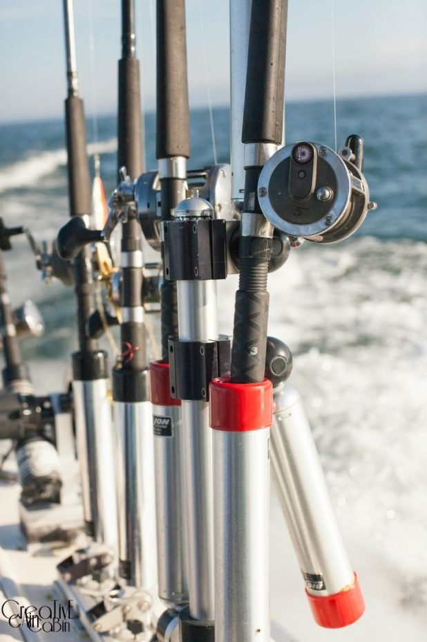 Fishing Poles | CreativeCainCabin.com