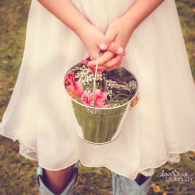 Country Wedding Photo Edits