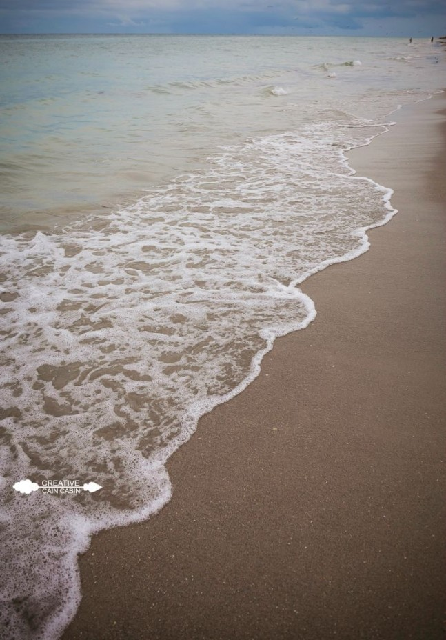 Beach   Ocean   Sand   CreativeCainCabin.com