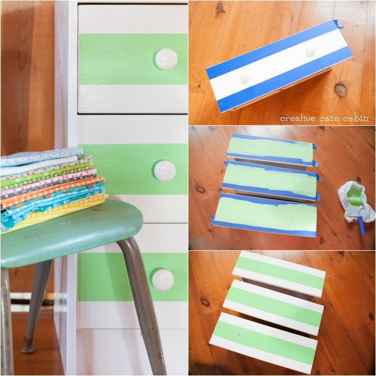 Ikea Rast Hack   Pittsburgh paints   Hickory Hardware   Menards   DIY   Dresser   Paint Project   CreativeCainCabin.com