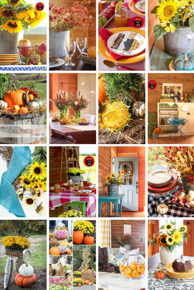 Fall Inspiration | CreativeCainCabin.com