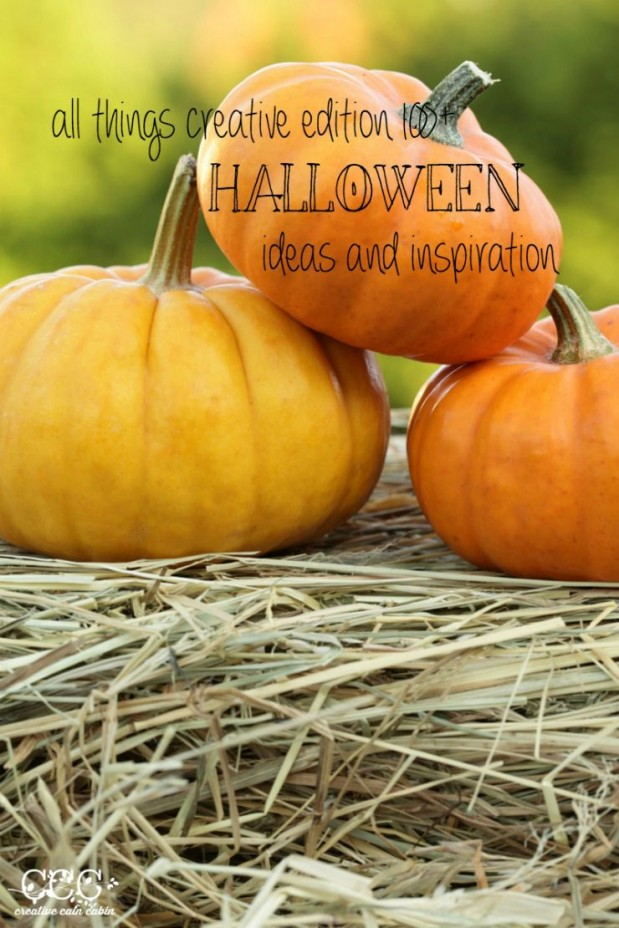 Over 100 Halloween Decorating Ideas, Recipes, Printables, Costumes, Face Painting and Inspiration.