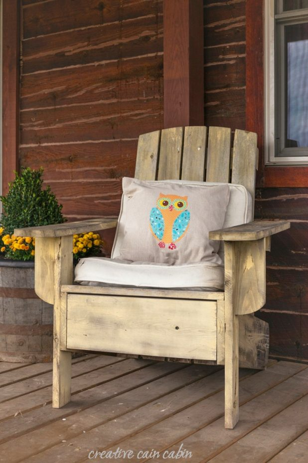 No Sew DIY Owl Pillow With Template. Can Be Used for Fabric or Paper Crafts to Make Your Own One Of a Kind Creation