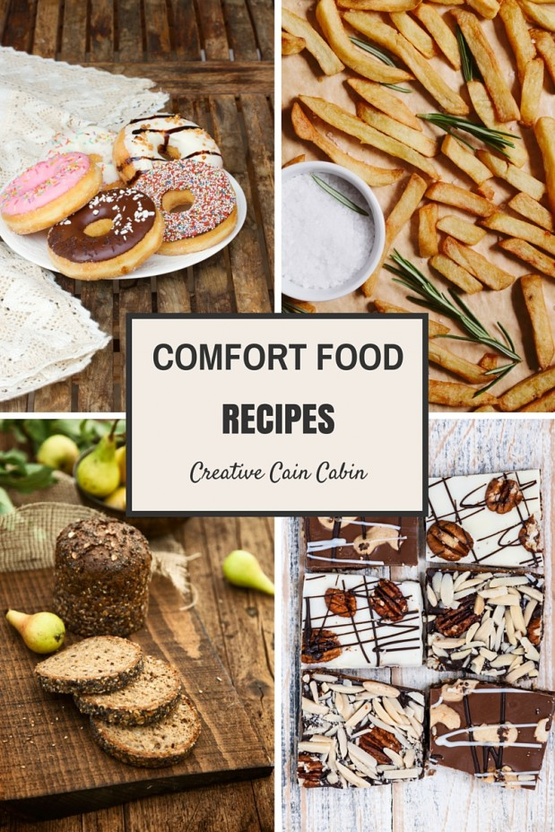 All Things Creative Team Presents Over 100+ Comfort Food Ideas