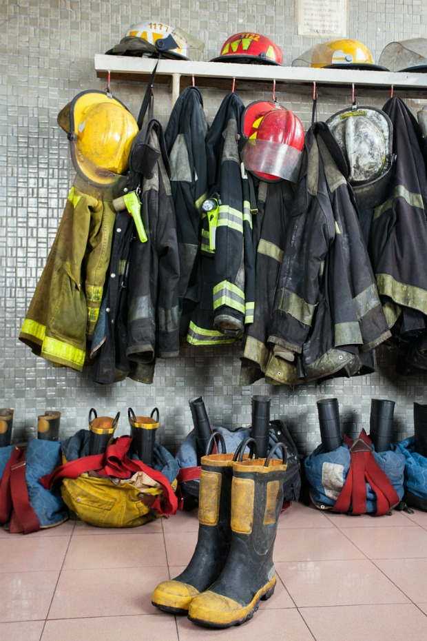 Fire Fighters Uniform